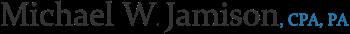 Michael W. Jamison, CPA, PA Logo